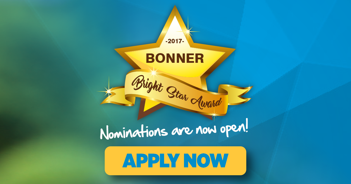 Bonner Bright Star Awards